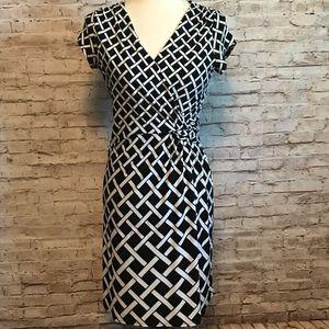 WHBM wrap dress